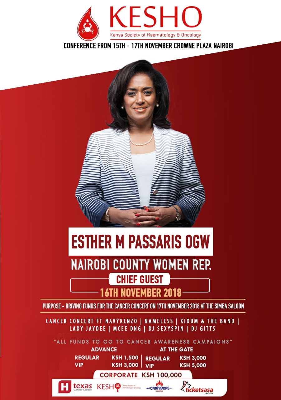 Cancer Concert_Esther Passaris OGW